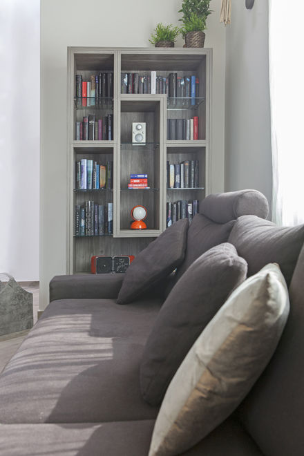 Tailored Furniture and Design Bookcase for Living Rooms